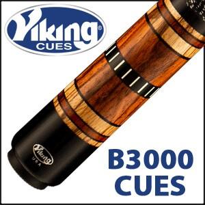 Viking B3000 Cues