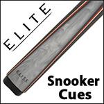 Elite Snooker Cues