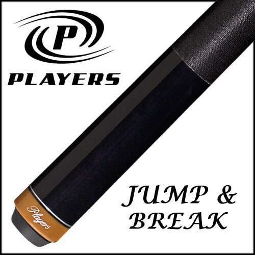 Players Jump & Break Cues