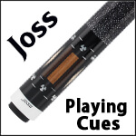 Joss Playing Cues