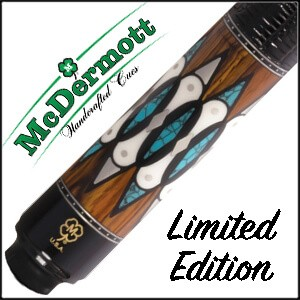 McDermott Limited Edition Cues