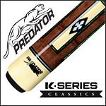 Predator K Series Classic Cues
