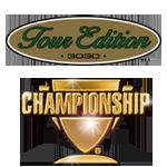Championship Tour Edition 3030 Cloth