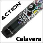 Action Calavera Pool Cues