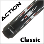 Action Classic Pool Cues