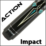Action Impact Pool Cues