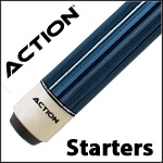 Action Starters Pool Cues