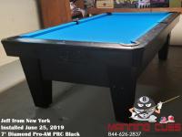 Diamond Pro-Am Pool Table
