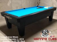Armondo's 7' Pro-AM PRC Black from Illinois