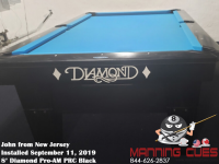 John's 8' Pro-AM PRC Black from New Jersey