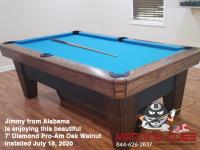 Jimmy from Alabama -7' Pro-AM Oak Walnut