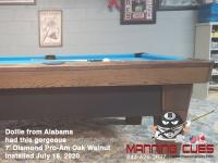 Dollie from Alabama -7' Pro-AM Oak Walnut