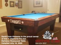 David from Alabama -7' Pro-AM Dymalux Rosewood-