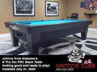Johnny from Alabama -9' Pro-AM PRC Black