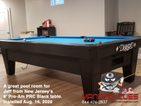 DIAMOND 9' PRO-AM PRC BLACK - JEFF FROM NEW JERSEY - IN AUG 14, 2020