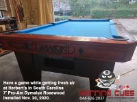 DIAMOND 7' PRO-AM DYMALUX ROSEWOOD - HERBERT FROM SOUTH CAROLINA - IN NOV 30, 2020