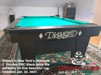 4DIAMOND 7' PRO-AM PRC BLACK - ROBERT FROM NEW YORK - INSTALLED JAN 22, 2021