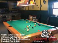 8DIAMOND 7' PRO-AM OAK GOLDEN - VALERIE FROM WISCONSIN - INSTALLED FEB 2, 2021