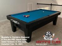 13DIAMOND 8' PRO-AM PRC BLACK - MUSTAFA FROM FLORIDA - INSTALLED FEB 16, 2021
