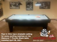 DIAMOND 7' PRO-AM OAK BLACK - PAUL FROM OHIO - INSTALLED APRIL 29, 2021