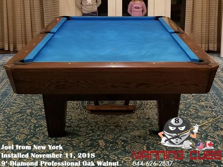 fc35e9d37cc ... Table from Iowa Joel s 9  Professional Oak Walnut from ...