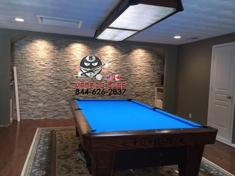 Diamond Professional LED Table Lights - Diamond professional pool table for sale