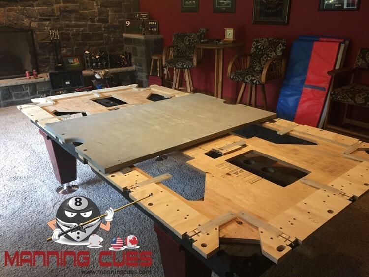 Diamond Professional Pool Table - Composite pool table