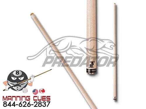 Predator 314-3 Shaft 5/16 x 14 Joint-Silver Ring