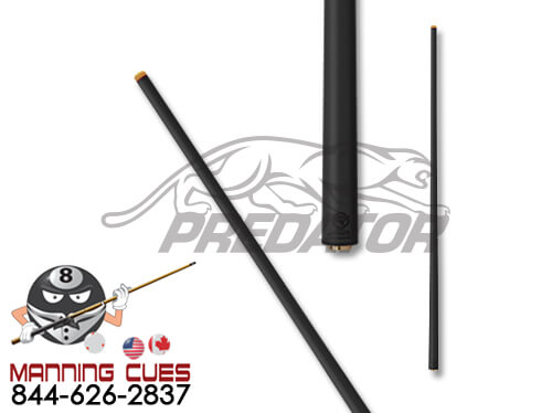 Predator Revo 12.4 mm Shaft-Uni-Loc-Black Vault Plate