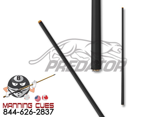 Predator Revo 12.9 mm Shaft-Uni-Loc-Black Vault Plate