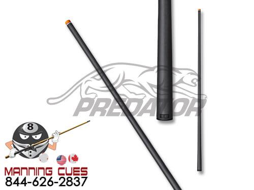 Predator Revo 12.4 mm Shaft-Radial-Black Vault Plate
