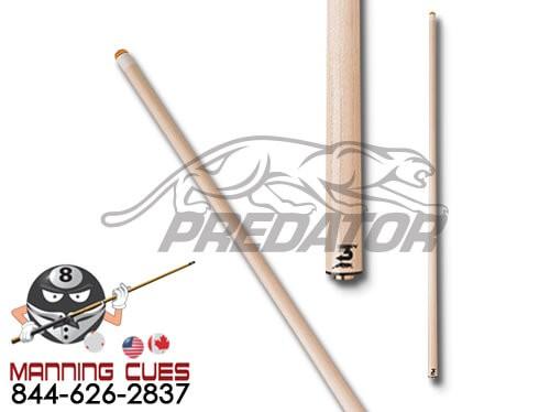 Predator 314-3 Shaft Radial Joint-Thin Black Collar