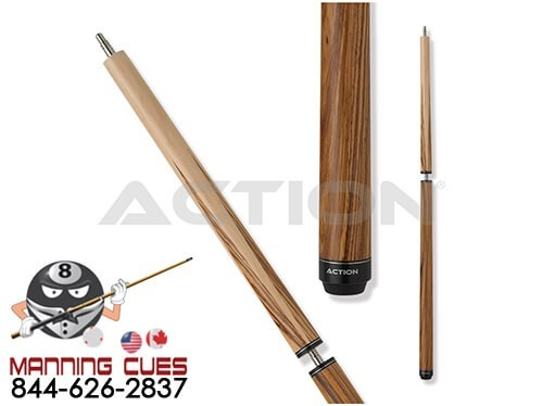 Action - Zebrawood Break Jump