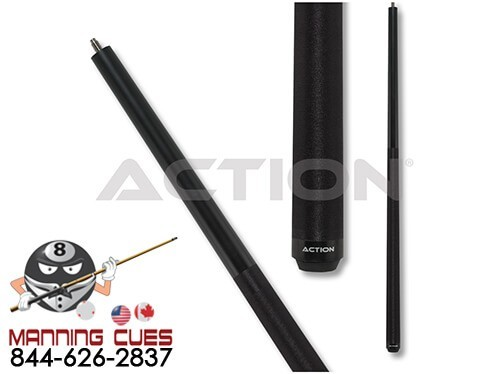 Action 25oz Break Cue - Black ACTBKH01