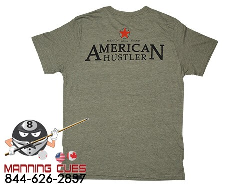 American Hustler T-Shirt - Men's