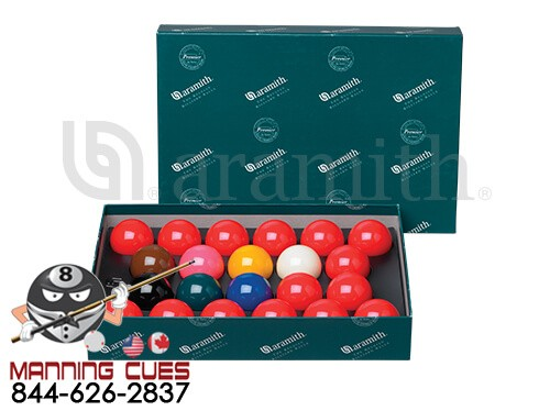 "Aramith 2-1/8"" Snooker Ball Set"