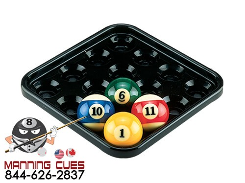 Action Pool Ball Tray