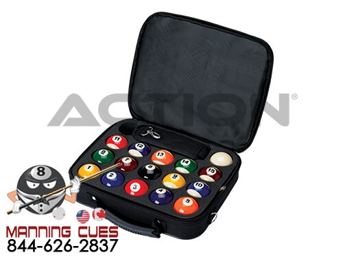 Action Pool Ball Carrying Case