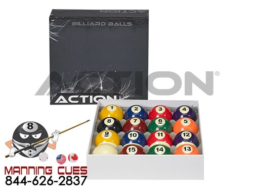 Action Pool Ball Set - Standard