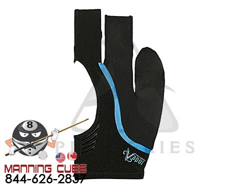 Vapor Cool Edge Fingerless and Reversible Glove