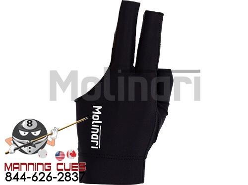 Molinari Billiard Glove for Small Hands