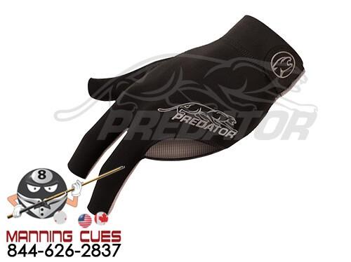 Predator Second Skin Black and Gray Glove