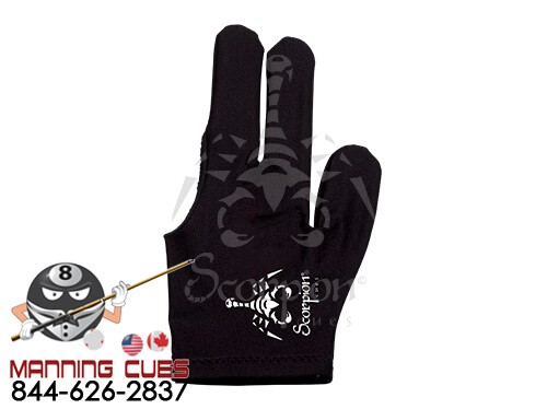 Scorpion Billiard Glove