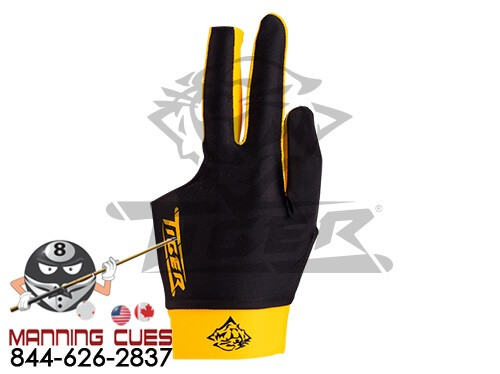 Tiger Billiard Glove