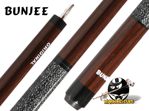 Bunjee Original Break/Jump Ebony with Wrap