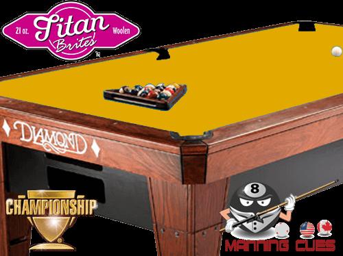 Championship Titan Brite Cloth - Brite Gold