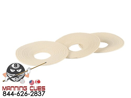 New Style Ballstar Set of 3 Replacement Pads.