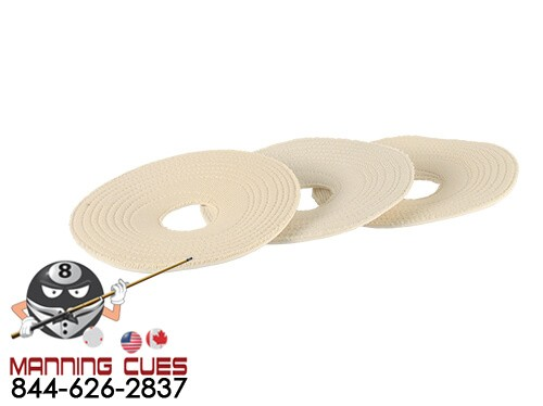 Old Style Ballstar Set of 3 Replacement Pads.