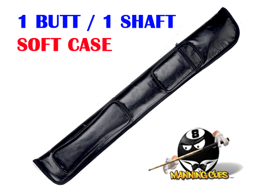 Pro Series 1B/1S Black Soft Case