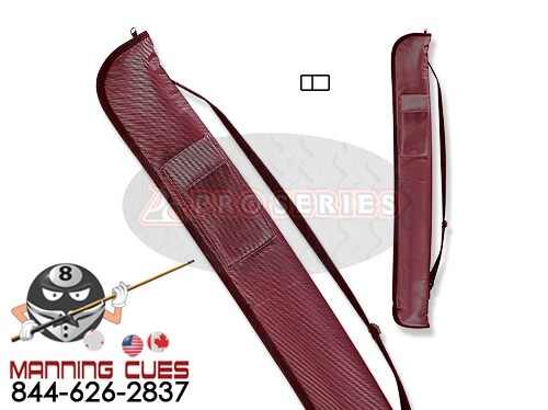 Pro Series 1B/1S Burgundy Soft Case C-30BG